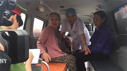 Lời kể kinh hoàng của nạn nhân vụ lật xe khách tại Hà Tĩnh ảnh 1