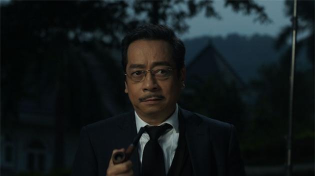 NSND Hoàng Dũng: Đang nhập viện cũng phải quay lại phim trường đóng Người phán xử - Ảnh 2.
