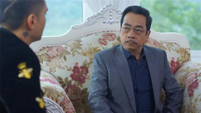 NSND Hoàng Dũng: Đang nhập viện cũng phải quay lại phim trường đóng Người phán xử - Ảnh 4.