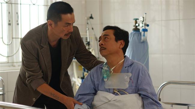 NSND Hoàng Dũng: Đang nhập viện cũng phải quay lại phim trường đóng Người phán xử - Ảnh 7.