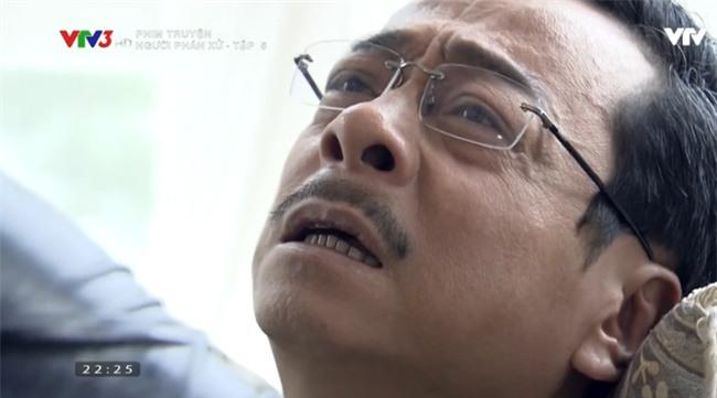 NSND Hoàng Dũng: Đang nhập viện cũng phải quay lại phim trường đóng Người phán xử - Ảnh 8.