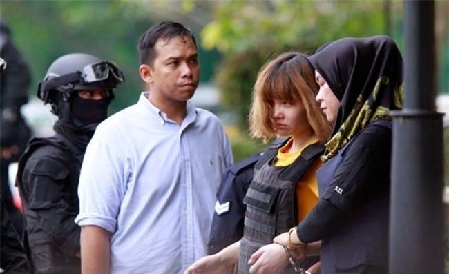 '4 lan Doan Thi Huong nhan gia dinh khong nen sang Malaysia tham' hinh anh 2