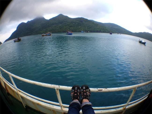 Tháng 4 về với thiên đường biển Côn Đảo - Ảnh 2.