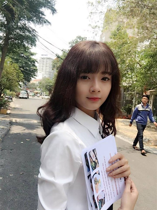 """hot girl anh the"" thay doi dien mao den ngo ngang hinh anh 15"
