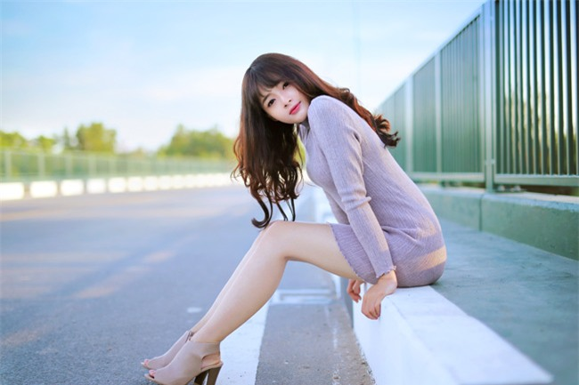 """hot girl anh the"" thay doi dien mao den ngo ngang hinh anh 3"