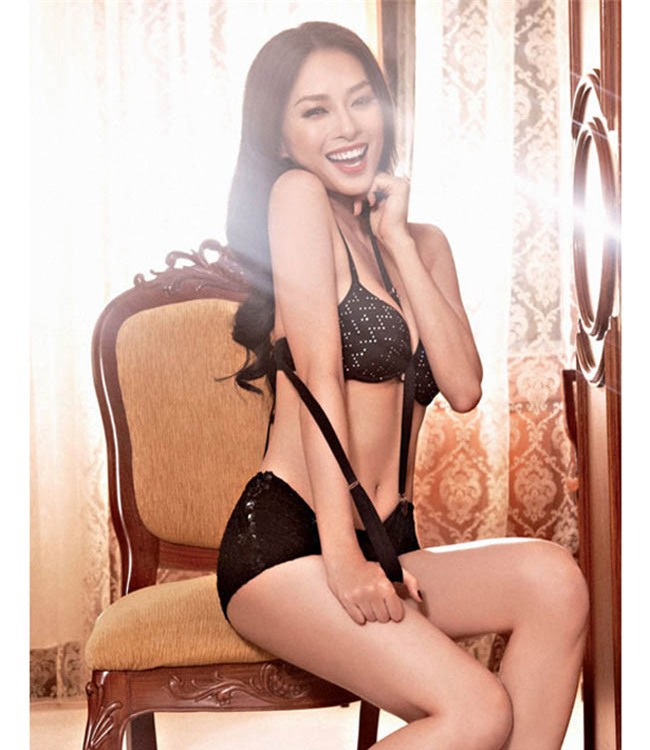 """""""nu than goi cam"""" mai phuong thuy dan dau top """"gai e sexy"""" hinh anh 15"""