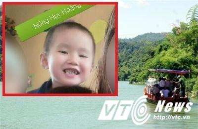 Tìm thấy cháu bé trong vụ cả gia đình bị lật bè mất tích tại Lạng Sơn - Ảnh 1.