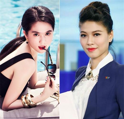 Đang phát trực tiếp, MC VTV bị nhầm tai hại là nữ hoàng nội y Ngọc Trinh - Ảnh 3.