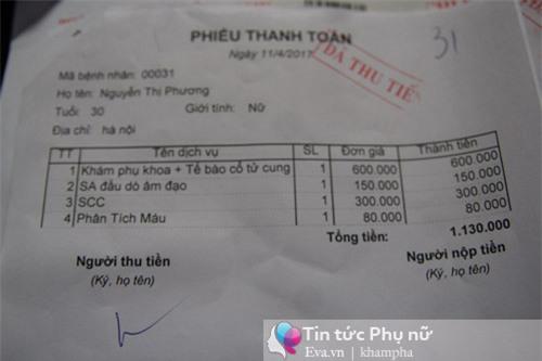 """""""co"""" long hanh o bv k trung uong, truc loi tren moi benh nhan hang tram den hang trieu dong - 5"""