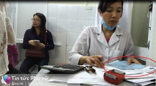 """""""co"""" long hanh o bv k trung uong, truc loi tren moi benh nhan hang tram den hang trieu dong - 6"""