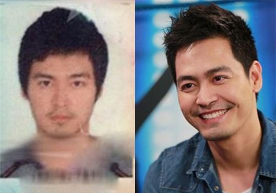 """Ảnh thẻ của MC Phan Anh trông """"ngầu"""" hơn nhiều so với nét đẹp trai, lãng tử như bây giờ. - Tin sao Viet - Tin tuc sao Viet - Scandal sao Viet - Tin tuc cua Sao - Tin cua Sao"""