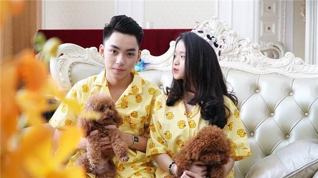 Linh Ka, Long Hoàng, Muốn yêu ai đó cả đời, MV gây bão, cặp đôi lớp 9
