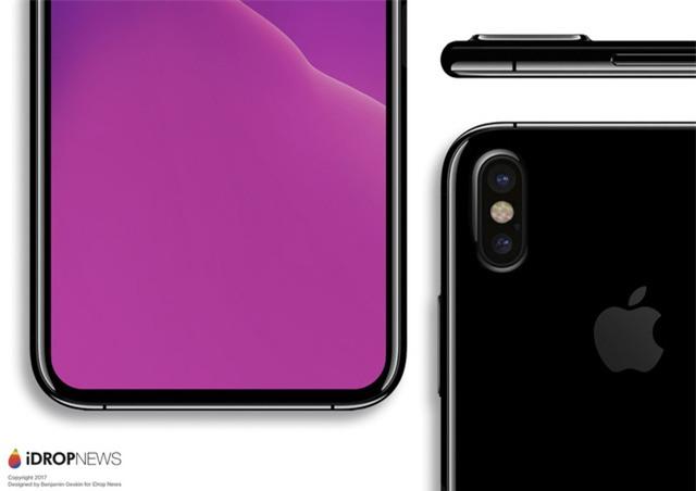 Cuối cùng iPhone 8 đã hiện nguyên hình, bạn sẽ không tin nó đẹp mê mẩn thế này đâu - Ảnh 3.