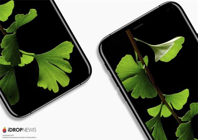 Cuối cùng iPhone 8 đã hiện nguyên hình, bạn sẽ không tin nó đẹp mê mẩn thế này đâu - Ảnh 4.