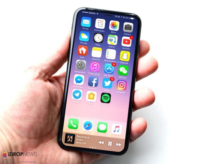 Cuối cùng iPhone 8 đã hiện nguyên hình, bạn sẽ không tin nó đẹp mê mẩn thế này đâu - Ảnh 5.