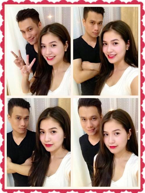 Bà xã xinh như hot girl của diễn viên Việt Anh: Sống chung 5 năm, đã sinh con nhưng vẫn chưa đám cưới - Ảnh 12.