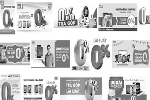 lãi suất, lãi suất trả góp, tổ chức tín dụng