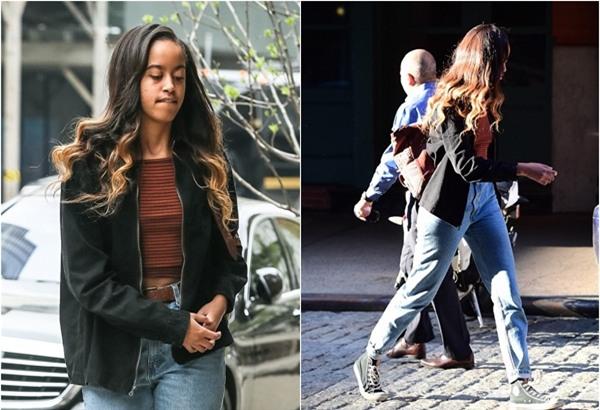 Con gái lớn của Cựu Tổng thống Obama bị kẻ xấu rình mò ở nơi thực tập - Ảnh 5.