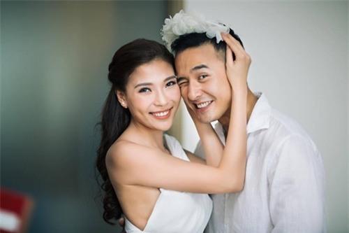 Thúy Diễm - Lương Thế Thành chuẩn bị kỉ niệm một năm ngày cưới.