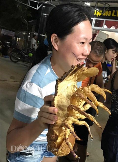 tôm, tôm hùm, Lý Sơn, Quảng Ngãi, ngư dân