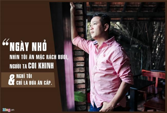 Em trai Quyen Linh tung an cap, dua xe, danh bac va 3 lan suyt chet hinh anh 4