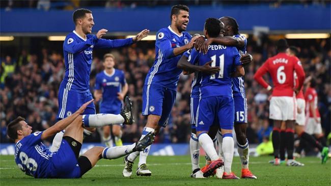 Man Utd vs Chelsea: Mourinho đang thua Conte quá nhiều - Ảnh 3.
