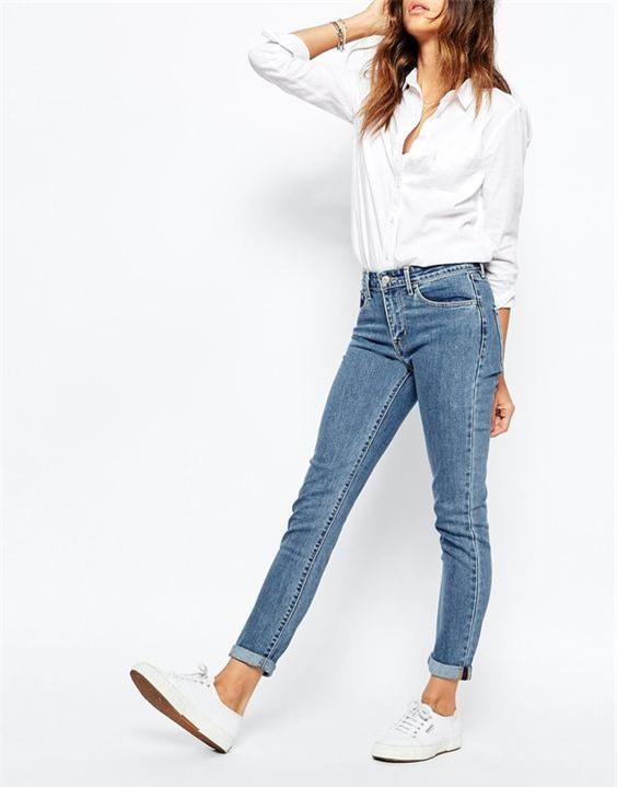 Quần jeans bị chật hay bai dão: chỉ cần vài ba thao tác đơn giản là lại vừa in - Ảnh 2.