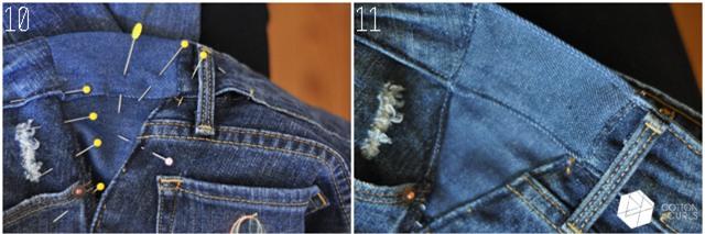 Quần jeans bị chật hay bai dão: chỉ cần vài ba thao tác đơn giản là lại vừa in - Ảnh 8.