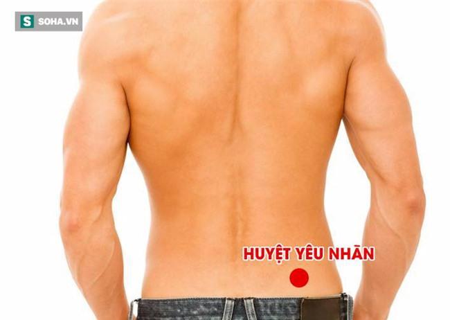 Xoa bóp 3 điểm quan trọng nhất trên cơ thể này sẽ giúp nam giới khỏe mạnh, trường thọ hơn - Ảnh 2.