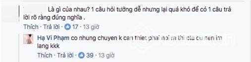 Hạ Vi, Hạ Vi Cường Đô la, Hồ Ngọc Hà, sao Việt