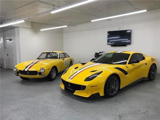 Ferrari F12tdf doc nhat cua nha suu tap Ferrari hinh anh 1