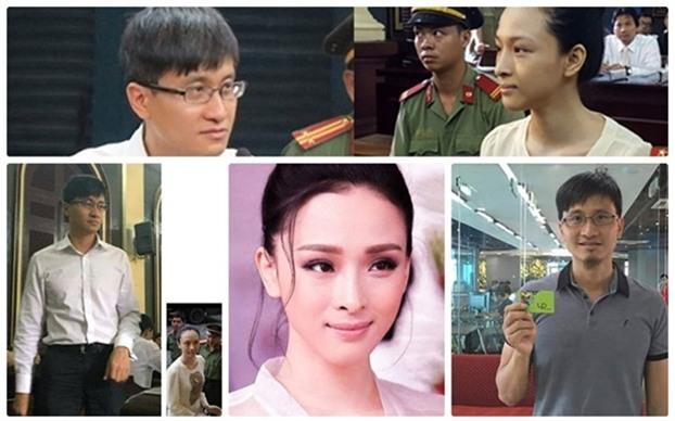 Vu hoa hau Phuong Nga: Dai gia Cao Toan My len tieng ve 'hop dong tinh duc'