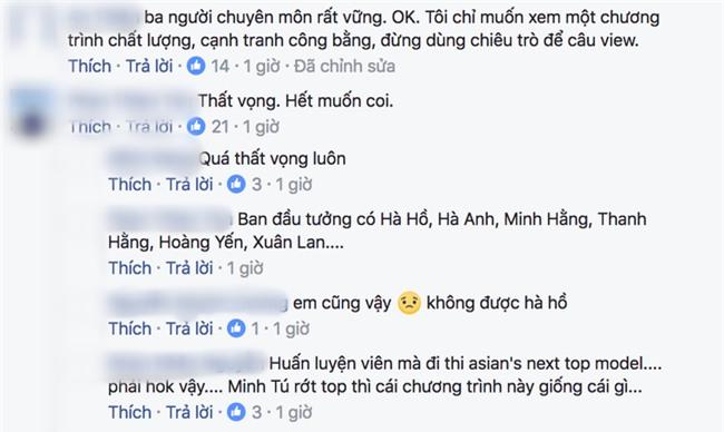 Dân mạng lại sôi sục về người chèn ép Minh Hằng sau khi dàn HLV The Face 2017 ra mắt! - Ảnh 4.
