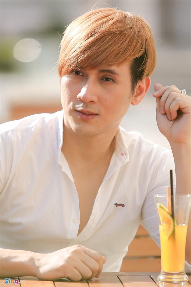 Nguyen Vu da co vo va con trai 7 tuoi? hinh anh 3