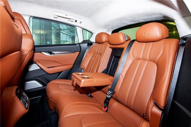 Maserati Levante ban dac biet trung bay o Sai Gon hinh anh 10