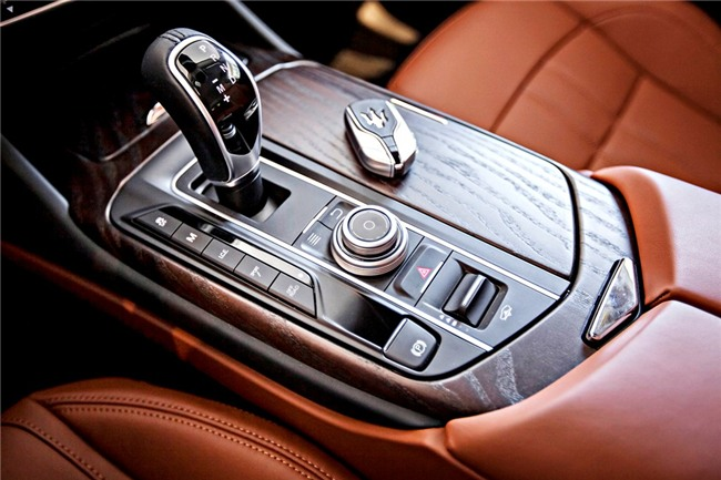 Maserati Levante ban dac biet trung bay o Sai Gon hinh anh 5