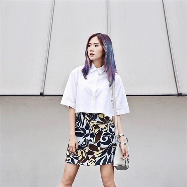 Street style quý cô châu Á: Diện đơn giản mà chất thế này thì nàng nào cũng muốn bắt chước theo - Ảnh 11.