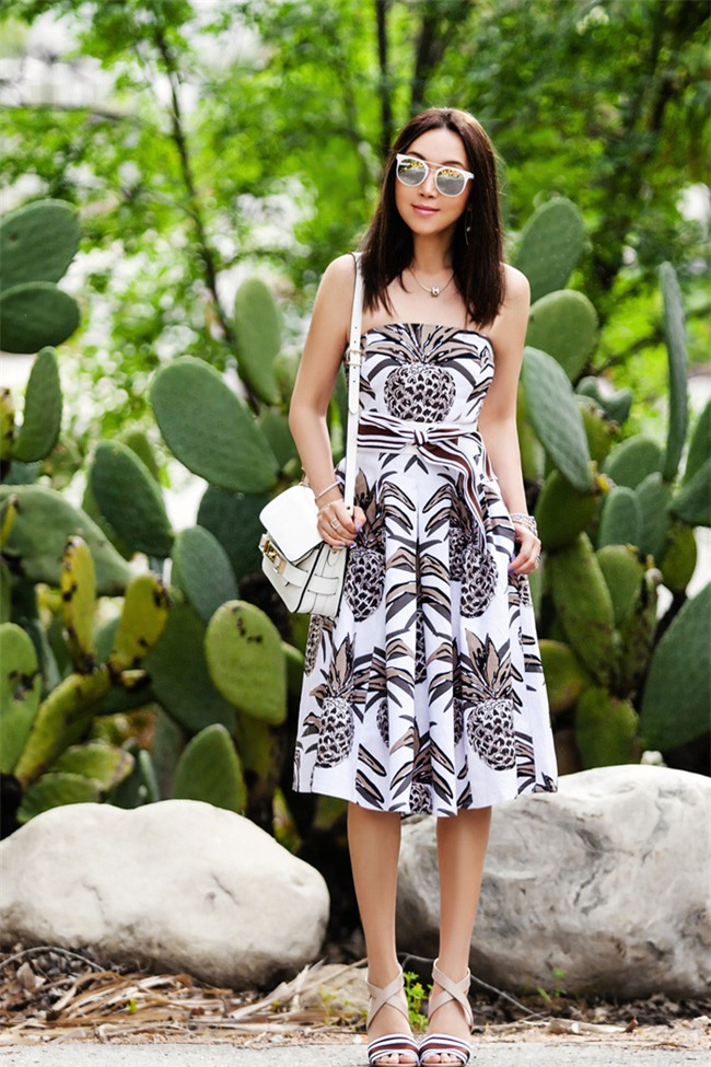 Street style quý cô châu Á: Diện đơn giản mà chất thế này thì nàng nào cũng muốn bắt chước theo - Ảnh 14.