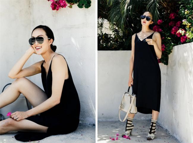 Street style quý cô châu Á: Diện đơn giản mà chất thế này thì nàng nào cũng muốn bắt chước theo - Ảnh 3.