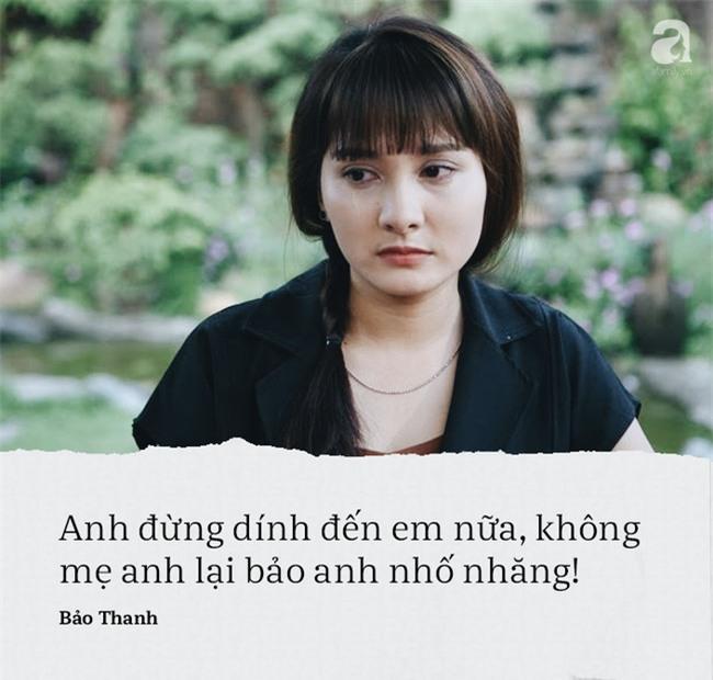 Vì những câu nói này mà Bảo Thanh trở thành nàng dâu bị ghét nhất màn ảnh nhỏ - Ảnh 1.