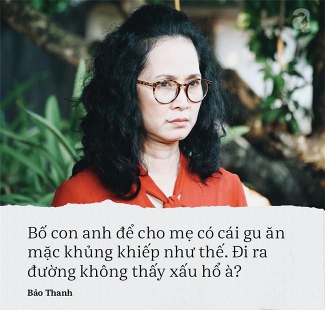 Vì những câu nói này mà Bảo Thanh trở thành nàng dâu bị ghét nhất màn ảnh nhỏ - Ảnh 5.