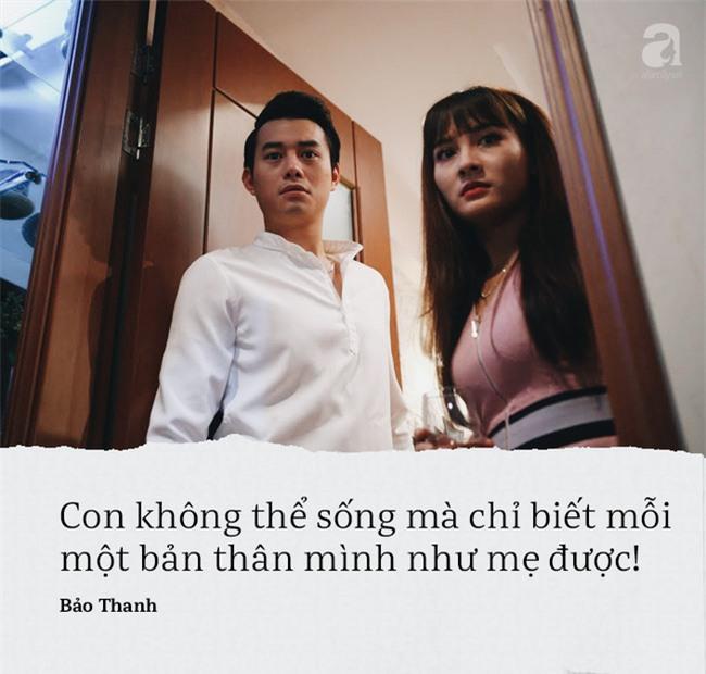 Vì những câu nói này mà Bảo Thanh trở thành nàng dâu bị ghét nhất màn ảnh nhỏ - Ảnh 6.