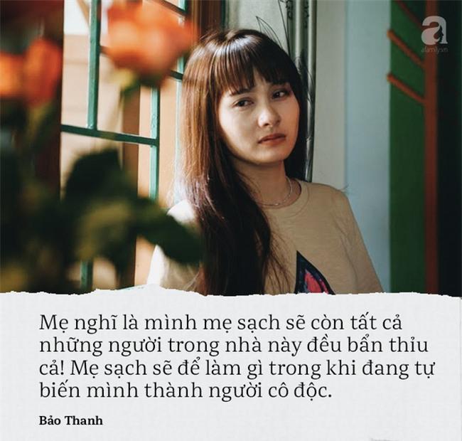 Vì những câu nói này mà Bảo Thanh trở thành nàng dâu bị ghét nhất màn ảnh nhỏ - Ảnh 7.