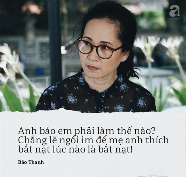 Vì những câu nói này mà Bảo Thanh trở thành nàng dâu bị ghét nhất màn ảnh nhỏ - Ảnh 10.