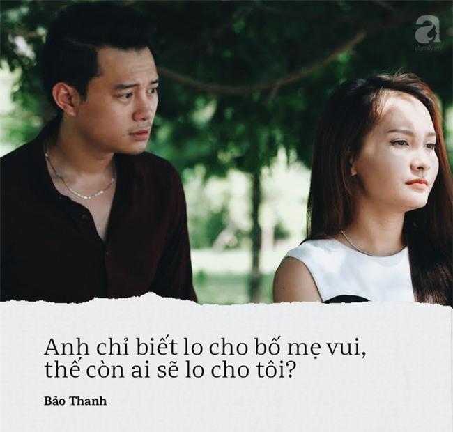 Vì những câu nói này mà Bảo Thanh trở thành nàng dâu bị ghét nhất màn ảnh nhỏ - Ảnh 9.