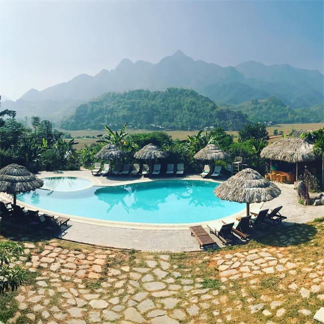 5 resort hội tụ đủ yếu tố đẹp, gần, dễ đi, giá hợp lý cho chuyến du lịch 30/4 gần Hà Nội - Ảnh 11.