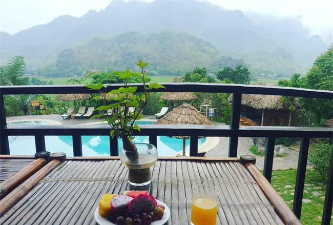 5 resort hội tụ đủ yếu tố đẹp, gần, dễ đi, giá hợp lý cho chuyến du lịch 30/4 gần Hà Nội - Ảnh 12.