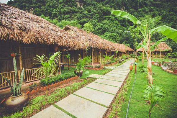 5 resort hội tụ đủ yếu tố đẹp, gần, dễ đi, giá hợp lý cho chuyến du lịch 30/4 gần Hà Nội - Ảnh 18.