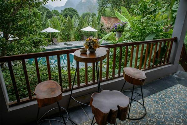 5 resort hội tụ đủ yếu tố đẹp, gần, dễ đi, giá hợp lý cho chuyến du lịch 30/4 gần Hà Nội - Ảnh 20.