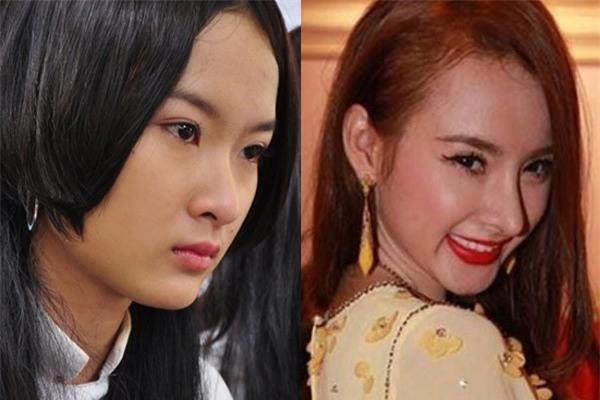 Angela Phương Trinh phải trải qua quá trình thẩm mỹ gian nan mới trở thành mỹ nhân dao kéo đẹp nhất Vbiz - Ảnh 1.